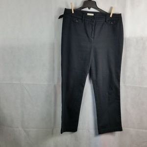 Jones New York Sport pants size 34 black